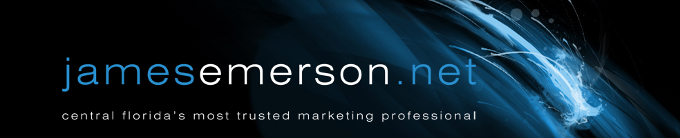 James Emerson – An Orlando Marketing and Web Design Company