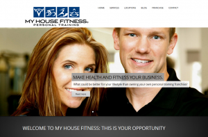 my house fitness personal training franchise