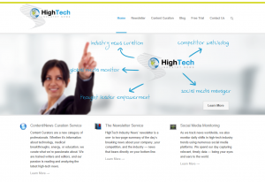 hightech industry news website