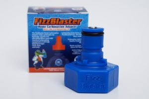 FizzBlaster Home Carbonation System Cap